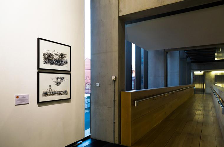 Expozitie de grup - Manchester Metropolitan University