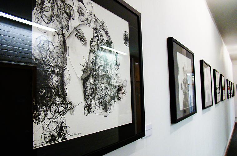 Expozitie personala - Manchester Metropolitan University