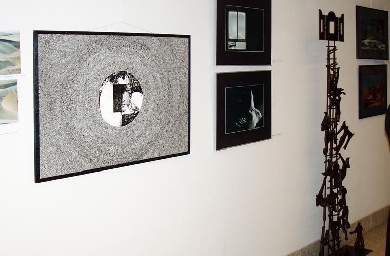 Daniela Huhurez - Salonul Artis 2006